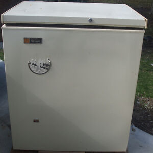 GE CHEST FREEZER FOR SALE!