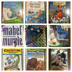 Kids and Teen Books For Sale (Fiction and Non-Fiction)