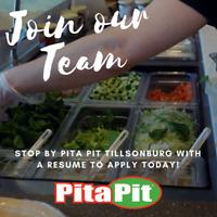 Pita Pit - Crew Member