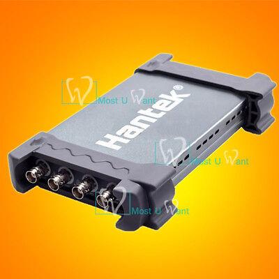 Hantek Usb Pc Digital Portable Multimeter Oscilloscope 4ch100mhz1gsas 8bits Ce