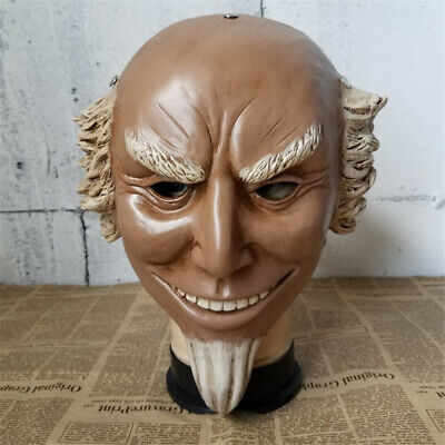 Uncle Sam Mask (The Purge Uncle Sam Resin Mask Full Face Mask Halloween Party Cosplay)