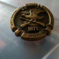 1978 NRA Baron Belt Buckle