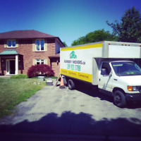 AFFORDABLE MOVERS # PROFESSIONALS YOU CAN TRUST!
