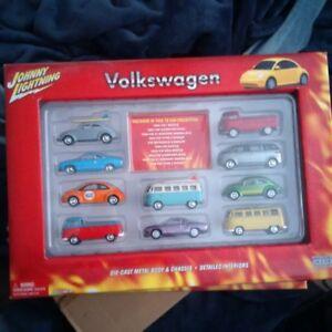1/64 Diecast Johnny Lightning 10 car Box set.