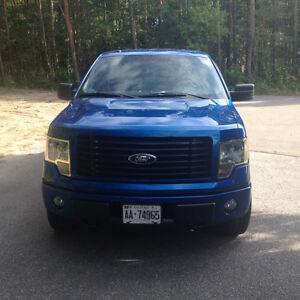 2014 Ford F-150 stx sport Pickup Truck