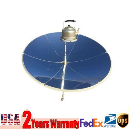 Premium Solar Cooker Sun Oven Camping Barbeque 1.5m in diameter!!