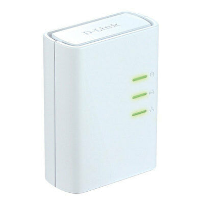 D-Link DHP-308AV Powerline AV 500 Network Ethernet Adapter Extender