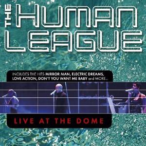 The Human League(CD/DVD Album)Live At The Dome-Secret-SECDP034-UK-2011-New