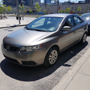 [NEW ENGINE] Very clean KIA Forte 2012 - LX