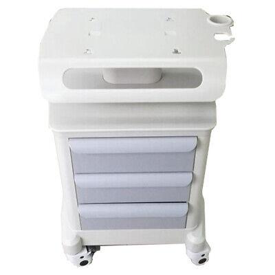Mobile Trolley Cart For Ultrasound Imaging Scanner System Rolling Medical Cart