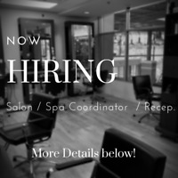 Salon / Spa Receptionist