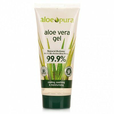 Bioactive Aloe (Aloe Pura Organic Aloe Vera Gel 99.9% Bio Active Aloe Vera 200ml)