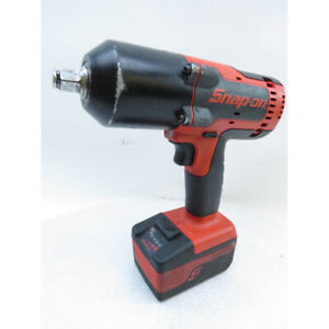 "Snap On 18 1/2"" Cordless Monster Lithium Impact Wrench"