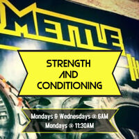 STRENGTH AND CONDITIONING CLASSES