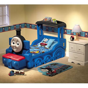 Here Comes Thomas!! Thomas Toddler Bed For Sale
