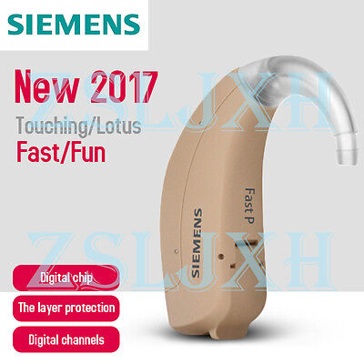 2017 New Siemens Touching Update Fast P Digital Hearing Aid Better Than Touching