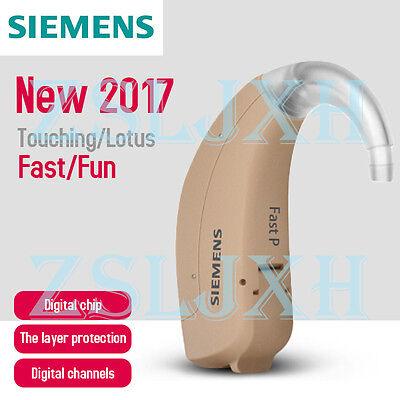 2017 New Siemens Touching Update Fast P Digital Hearing Aid Better Than Touching