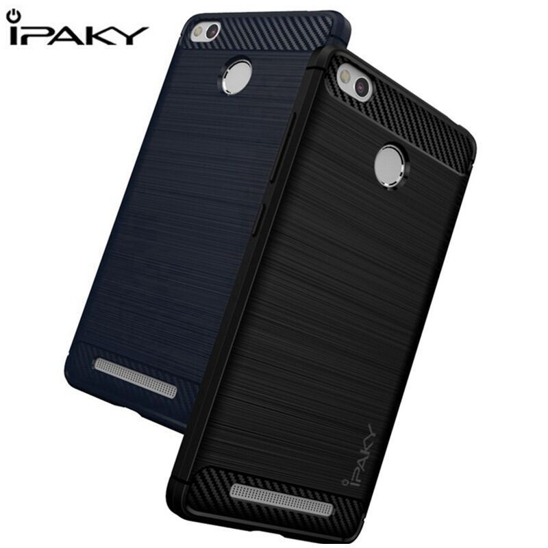 new arrival 1f971 1d61d Details about For Xiaomi Redmi 3S / 3 Pro IPAKY Soft Case Silicone TPU  Rubber Back Cover Skins