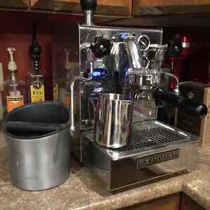 Expobar Brewtus 4 espresso machine