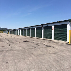 * * * COMMERCIAL STORAGE UNITS AVAILABLE * * *