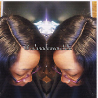360 FRONTALS WEAVES CLOSURES BRAIDS FRONTALS LEAVE OUTS RELAXERS