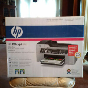 Office Supplies - HP Officejet J5750 All-In-One Peterborough Peterborough Area image 1