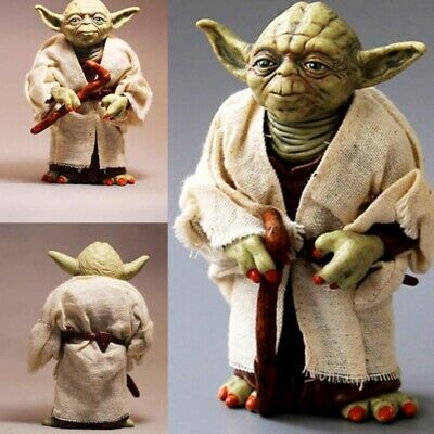 Star Wars Gift (Anime Star Wars Yoda PVC Action Figure Toy Gift New No box)