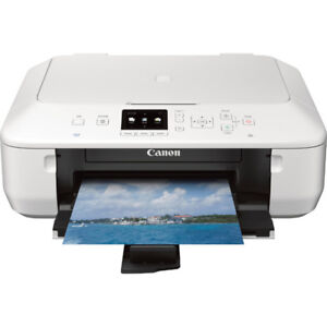 Canon PIXMA Wireless Inkjet All-In-One Photo Printer (MG5520)