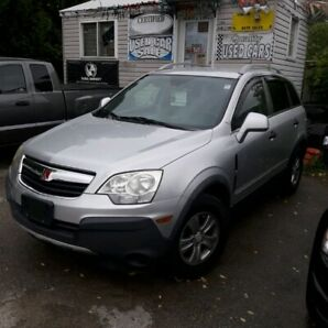 2009  Saturn vue 124km Safety Included