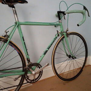 1986 Vintage Bianchi Campione d'Italia, Made in Italy