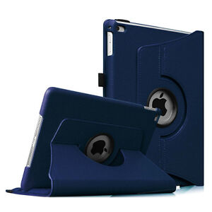 Fintie iPad Air 2 Case - 360 Degree Rotating Stand Case