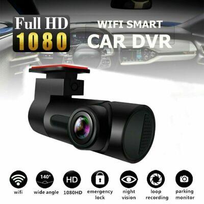 HD 1080P DVR WiFi Cámara Coche Cámara Grabadora vídeo de conducción Dash...