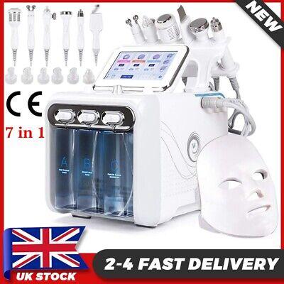 7in1 Hydra Dermabrasion Aqua Peel Clean Face Hydro Water Oxygen Beauty Machine
