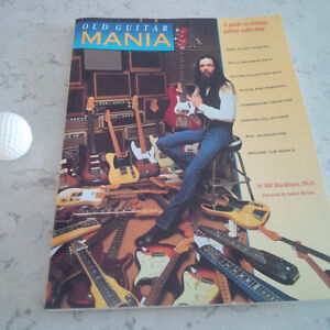 Old Guitar Mania, Guide to Vintage Guitar Collecting