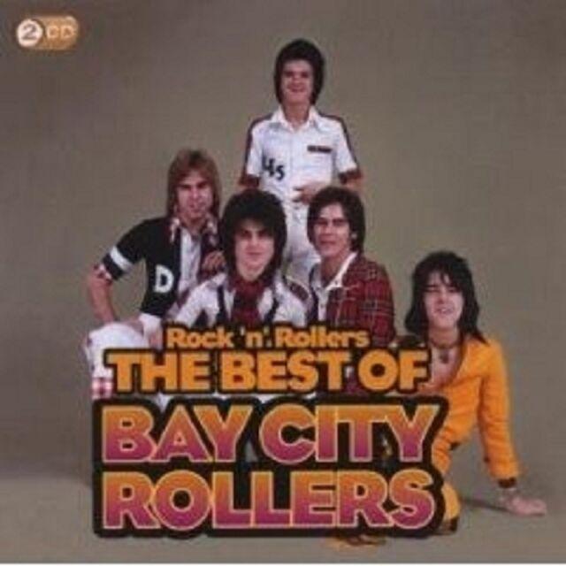 "BAY CITY ROLLERS ""ROCK'N ROLLERS: THE BEST OF"" 2 CD NEU"