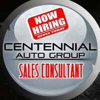 We're hiring an automotive SALES CONSULTANT