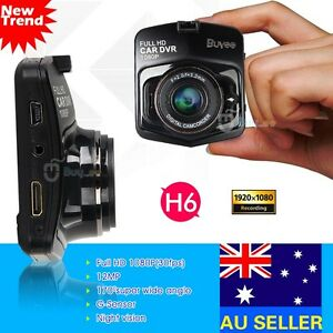Mini 1080P FHD Car Dash DVR Video Camera Cam Recorder Night Vision G-Sensor 170°