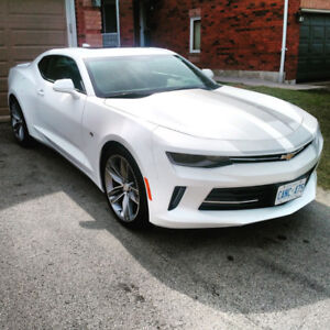 2017 Chevrolet Camaro 2LT RS Lease Transfer