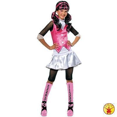 IAL Lizenz Kinder Draculaura Halloween 13 Wishes Kostüm Monster High Mädchen