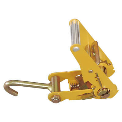 "2""  Ratchet Buckle Standard Handle with Finger Hook 4000 LBS WLL"
