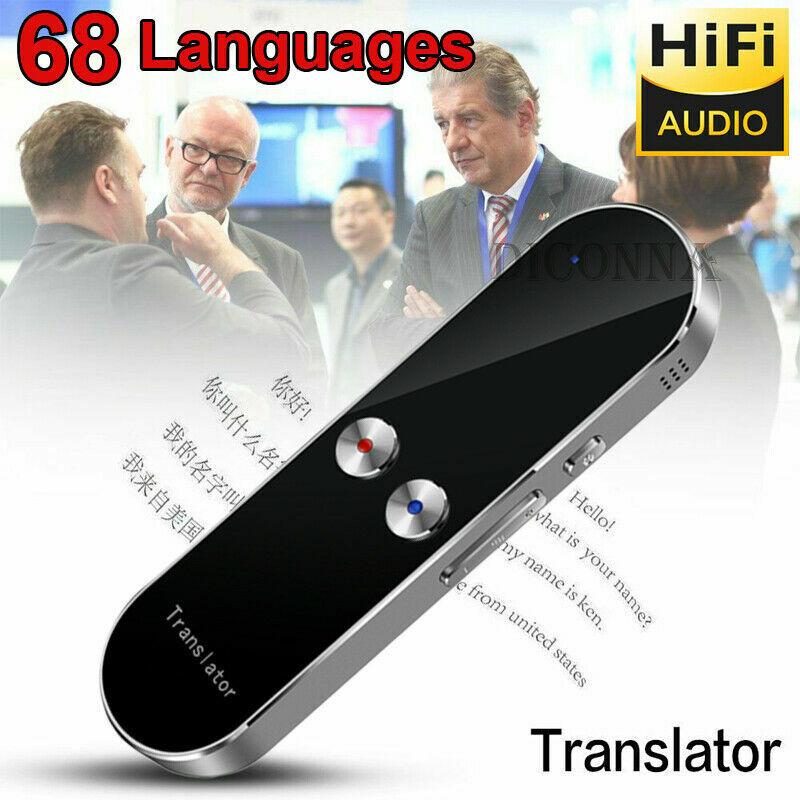K8 Translaty MUAMA Enence Smart Instant Real Time Voice 68 Languages Translator