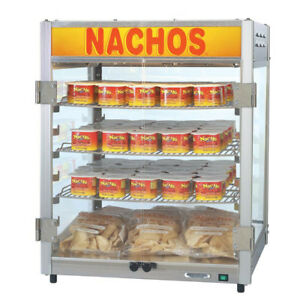 COMMERCIAL DELUXE PORTION PACK CHEESE WARMER