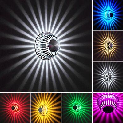Dimmable/N 3W LED Wall Light Fixture Modern Decor Flush Mount Ceiling Lamp Disco](Disco Ceiling Light)