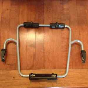 Car Seat Adapter for Bob Revolution