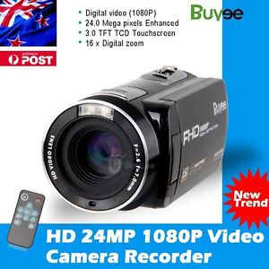 24MP Buyee HD 1080P Digital Video Recorder Camera 3.0
