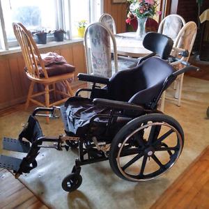 Super Tilt Wheelchair