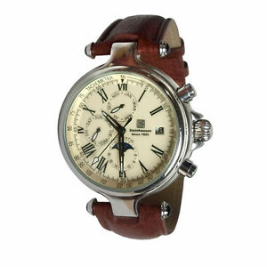 Steinhausen Chronograph date Automatic authentic
