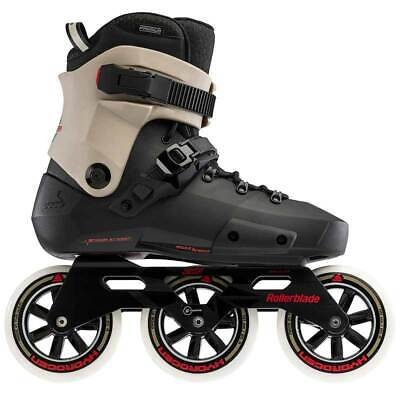 Rollerblade Twister Edge 110mm 3WD Urban Fitness Inline Skate Size 12.0 NEW