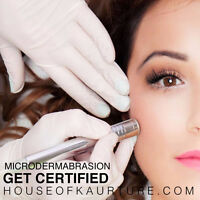 Microdermabrasion Certificate Course