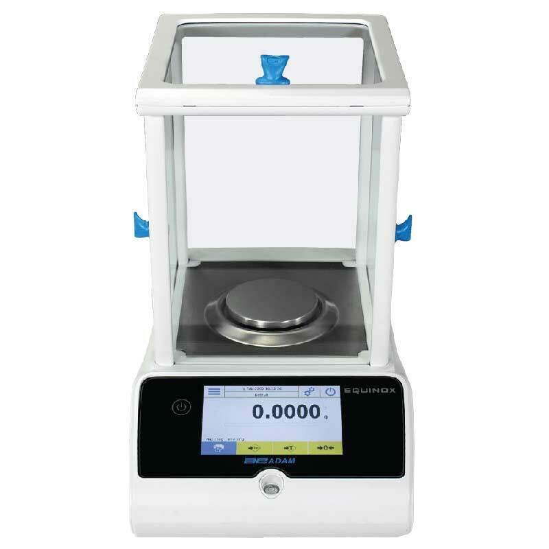 Adam Equipment EAB 124e 120g, 0.0001g, Equinox Analytical Balance